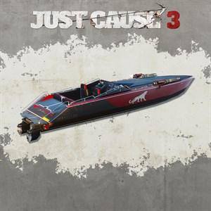 Mini-Gun Racing Boat Xbox One