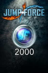 JUMP FORCE - 2,000 JF Medals