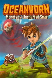Carátula del juego Oceanhorn - Monster of Uncharted Seas