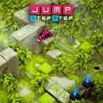 Jump, Step, Step Logo