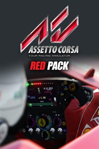 Carátula del juego Assetto Corsa - Red Pack DLC