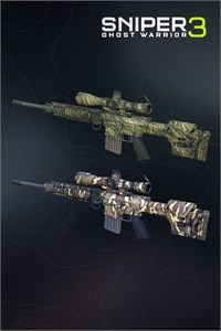 Carátula del juego Weapon skins - Grass Wave & Copperhead Snake