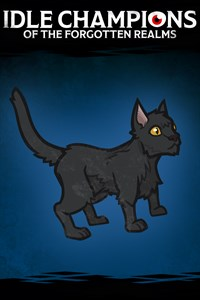 Carátula del juego Black Cat Familiar