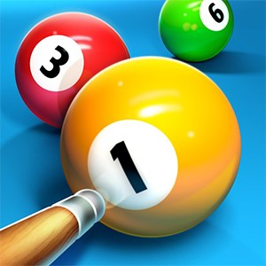3D Pool Ball Billiard