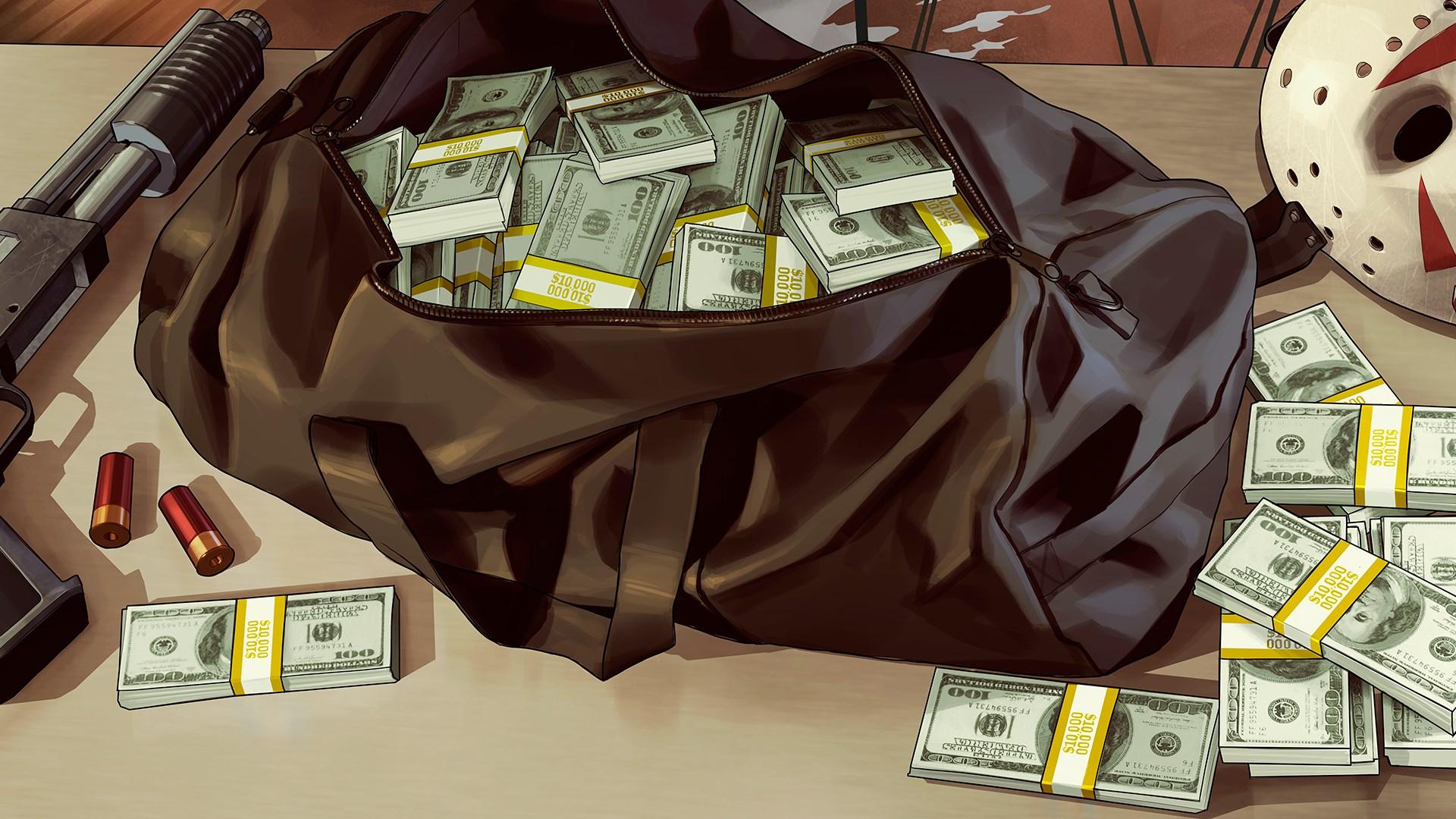 Tarjeta de dinero Tiburón megalodonte