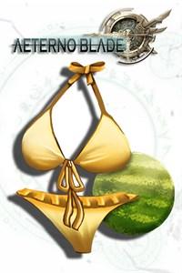 Carátula del juego AeternoBlade: Bikini Costume