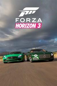 Paquete de autos Logitech G Forza Horizon 3