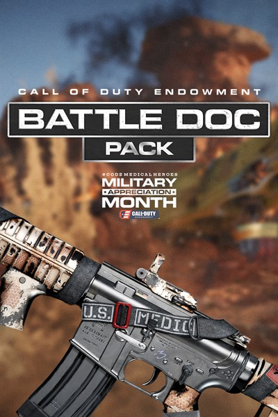 Call of Duty Endowment (C.O.D.E.) - Battle Doc Pack