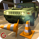 Ultimate Parking simulation2016: Car, Bus and Truck Parking 3D