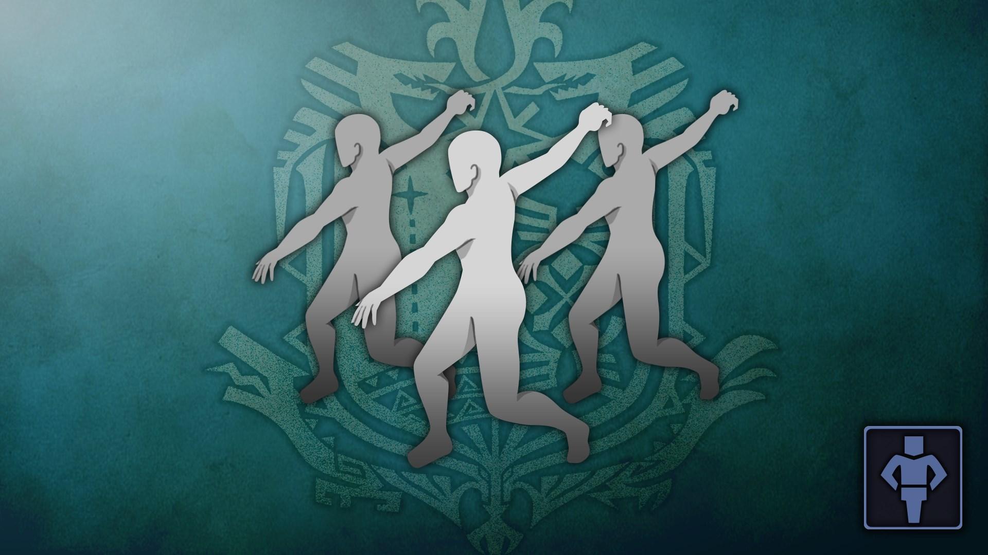 Gesture: Gallivanting Dance