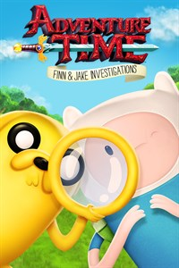Carátula del juego Adventure Time: Finn and Jake Investigations