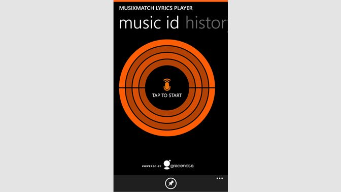 Get Musixmatch Lyrics Sing Along Spotify Itunes Windows Media