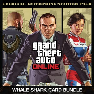 Criminal Enterprise Starter Pack and Whale Shark Card Bundle Xbox One