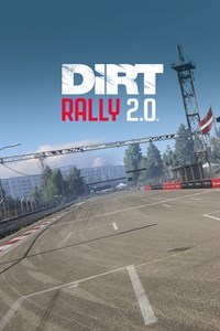 DiRT Rally 2.0 - Latvia Rallycross