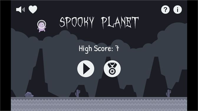 Get Spooky Planet - Microsoft Store
