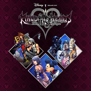 KINGDOM HEARTS HD 2.8 Final Chapter Prologue Xbox One