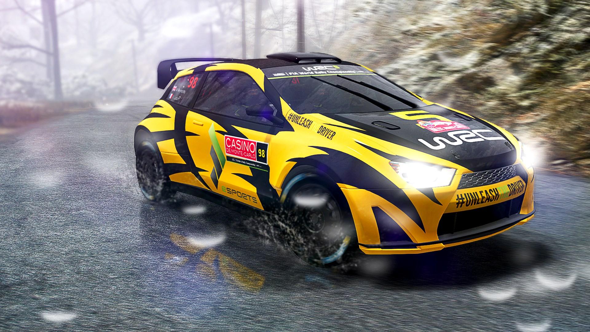 WRC 5 - eSports WRC Pack 1