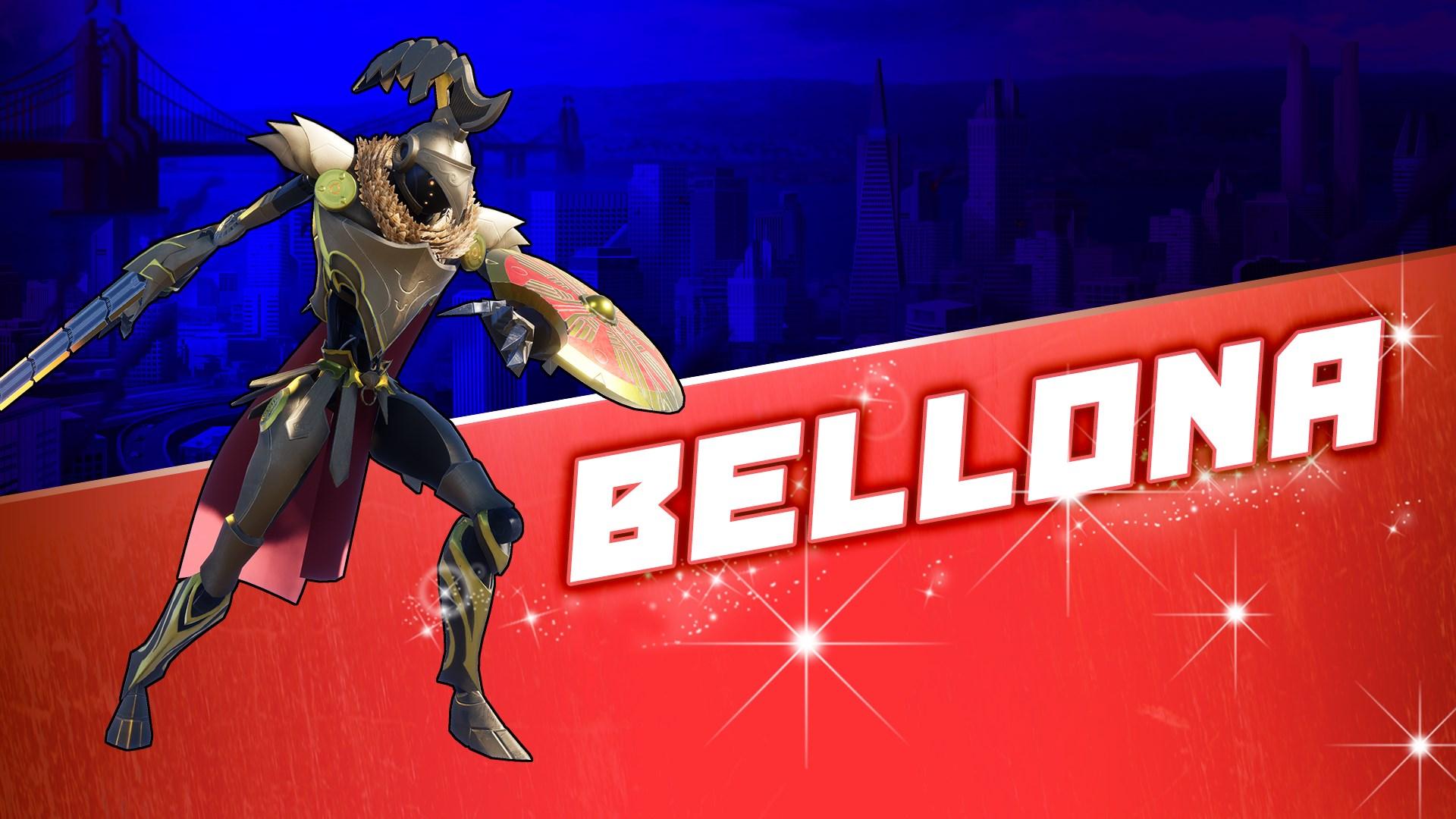 Override: Mech City Brawl - Bellona