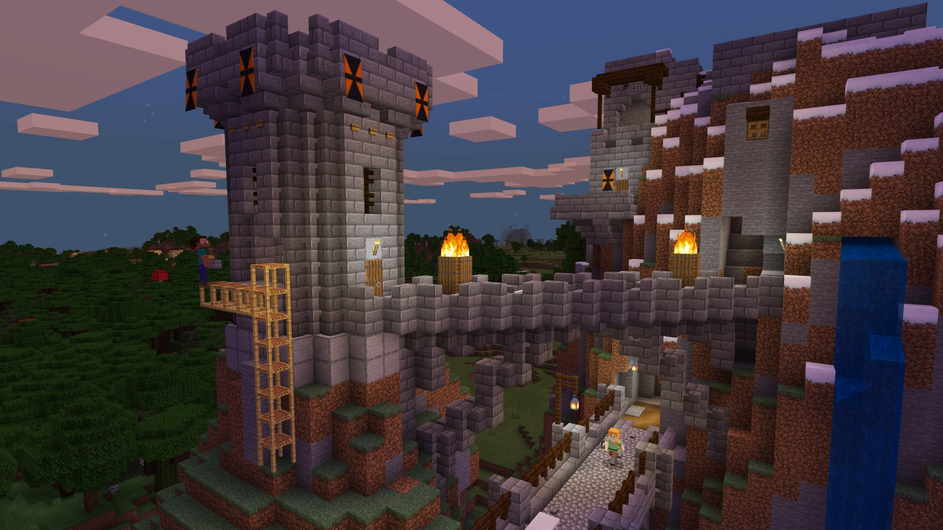 Скриншот №9 к Minecraft Master Collection