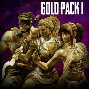 Pack skin oro 1 Xbox One