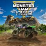 Monster Jam Steel Titans 2 Logo
