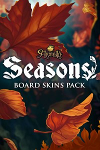 Carátula del juego Armello - Seasons Board Skins Pack