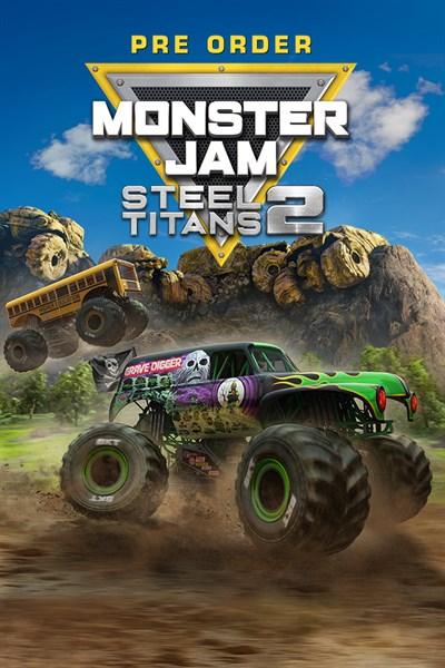 Monster Jam Steel Titans 2 Pre Order