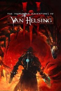 Carátula para el juego The Incredible Adventures of Van Helsing III de Xbox 360