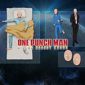 ONE PUNCH MAN: A HERO NOBODY KNOWS Pre-Order DLC Pack Xbox One