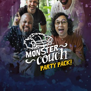 The Monster Couch Party Pack Xbox One