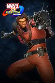 Carátula del juego Marvel vs. Capcom: Infinite - Spencer Gottfried Costume