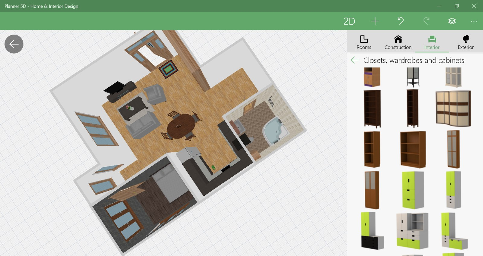 Planner 5d Home Interior Design For Windows 10