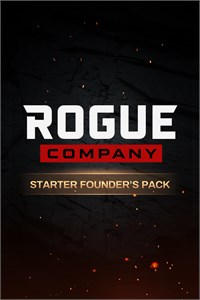 Rogue Company: Kit do Fundador Iniciante