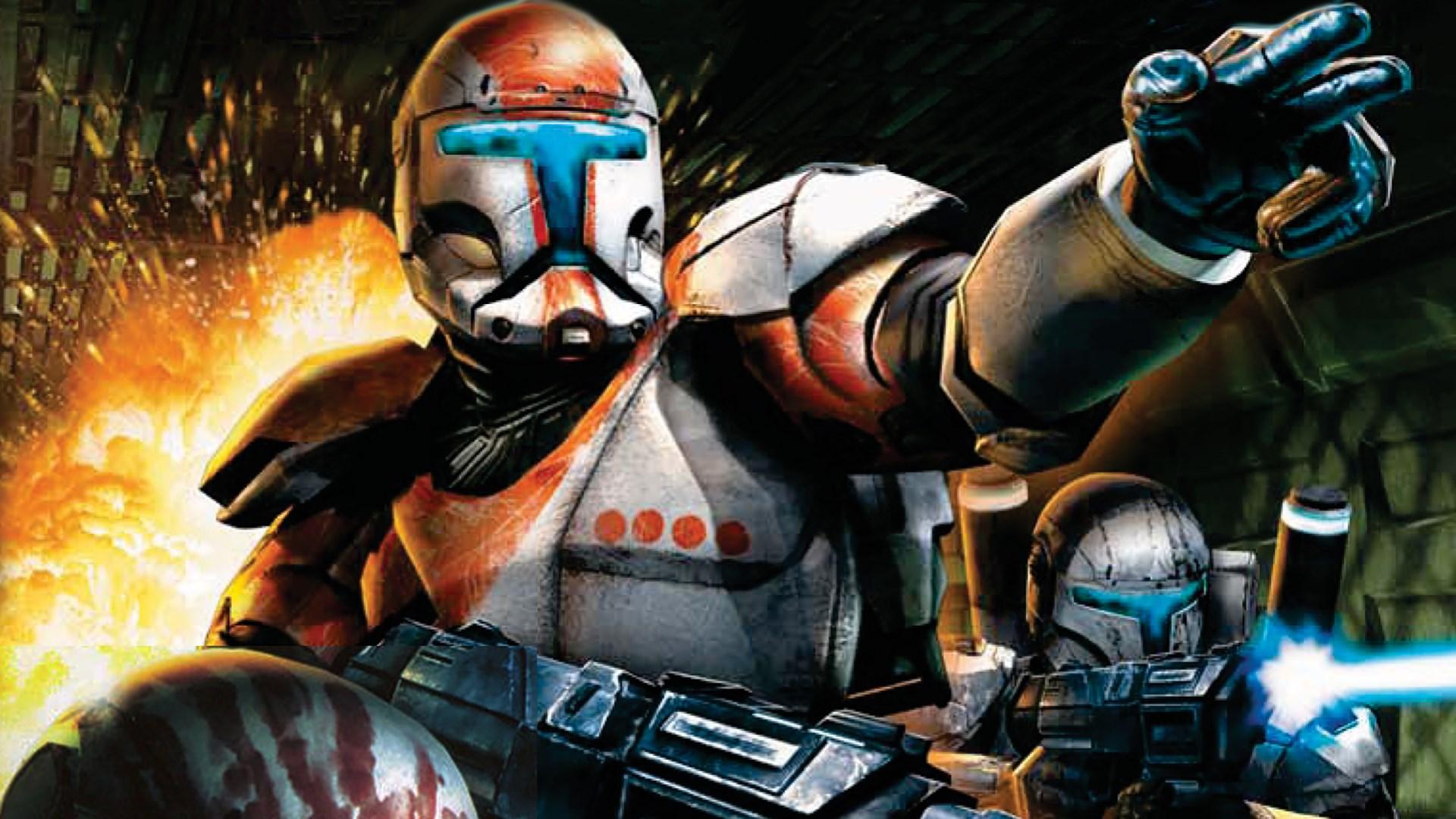 Windows Star Wars Republic Commando