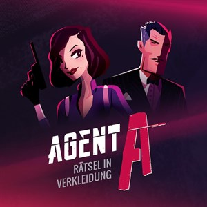 Agent A: Rätsel in Verkleidung Xbox One