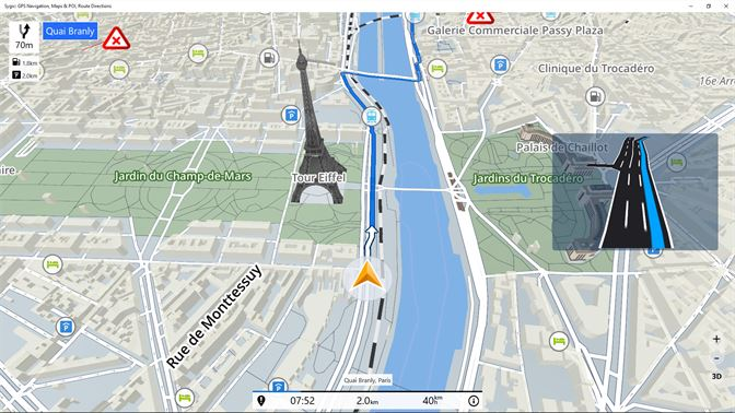 Get Sygic: GPS Navigation, Maps & POI, Route Directions