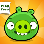 Bad Piggies Instinct Bounce Piggy