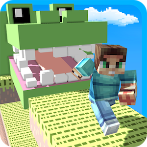 Funny Run: Blocky Adventures in 3D