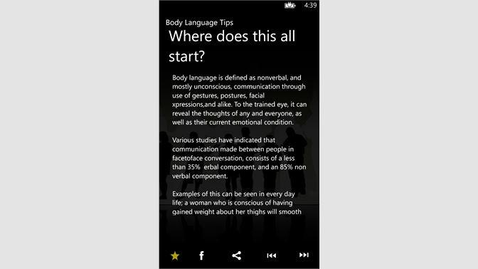 Get Body Language & Attraction - Microsoft Store en-IS