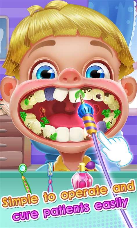I am Dentist - Save my Teeth Screenshots 1