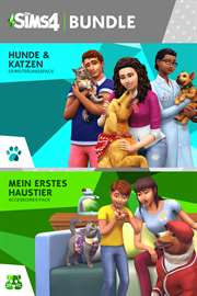 Die Sims 4 Hunde Katzen Mein Erstes Haustier Accessoires Bundle Kaufen Microsoft Store De Ch