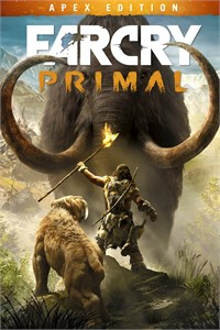 Carátula del juego Far Cry Primal - Apex Edition