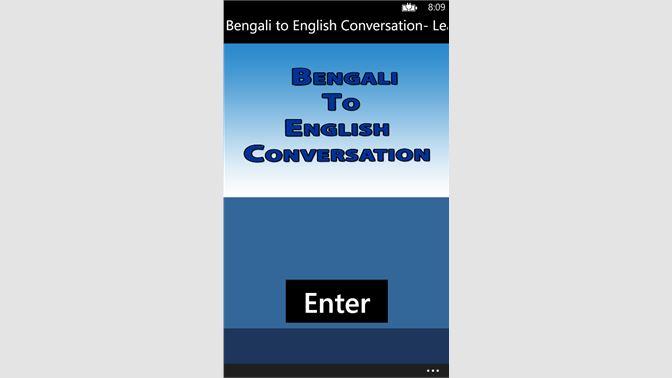 Bengali to English Conversation- Learn Bengali खरीदें