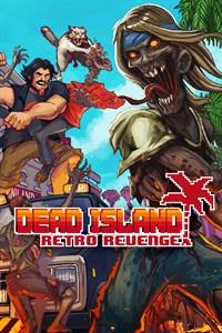 Carátula para el juego Dead Island Retro Revenge de Xbox 360