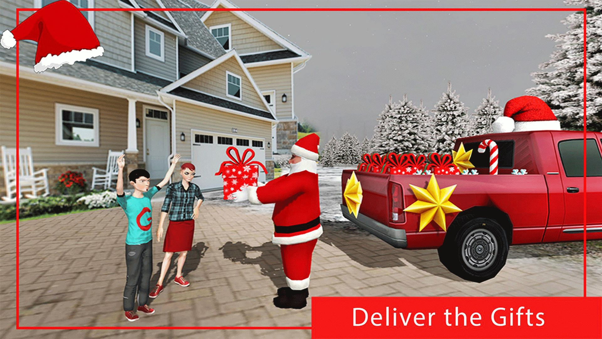 Get Santa Christmas Gift Delivery Game 2018 - Microsoft Store