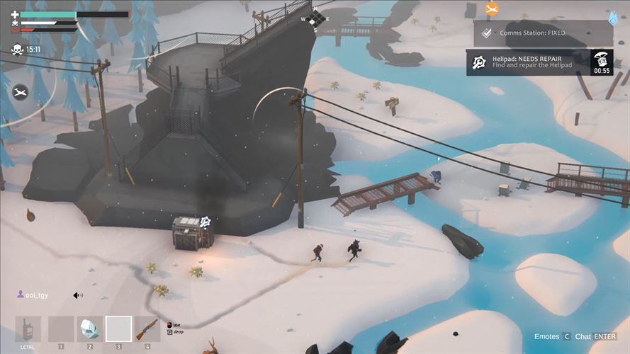 Project Winter Screenshot