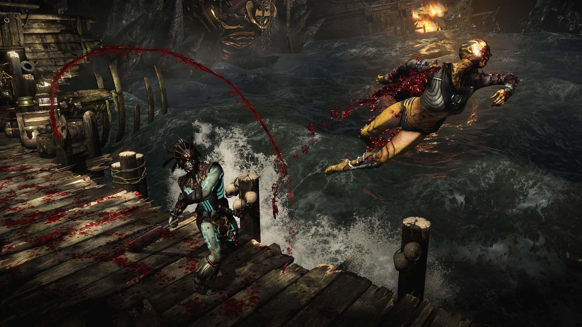 Скриншот №16 к Mortal Kombat X