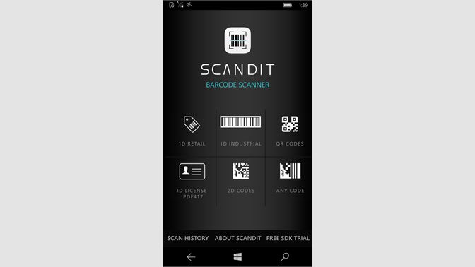 Get Scandit Barcode Scanner for Phones - Microsoft Store