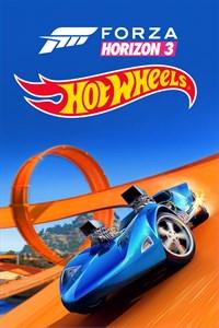 Carátula del juego Forza Horizon 3 Hot Wheels