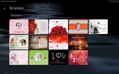 Greeting Cards & Handwritten Wishes Screenshots 2